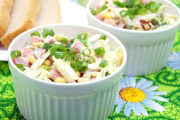 вкусные салаты на новый рецепты с фото новые